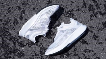 NikeLab Zoom Fly SP全新「Triple White」配色登場