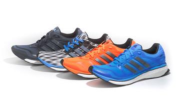 ADIDAS ENERGY BOOST 2 / 超避震性能跑鞋 2014 全新上市