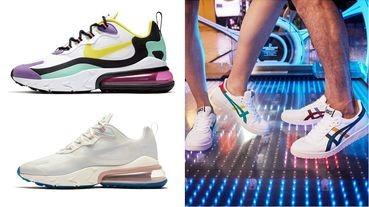 七夕情侶鞋特搜!男友有送禮障礙,不如就一起買雙男女同款球鞋~推薦NIKE、New Balance、ASICS、ASH新品