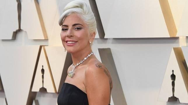 Lady Gaga [Mark Ralston / AFP]