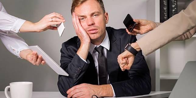 Stres Berat Kenali Tanda-tandanya