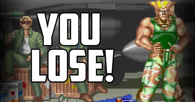 電玩考古《快打旋風2》原來CPU各種作弊!超犯規熊抱讓你95%血條見底 💥