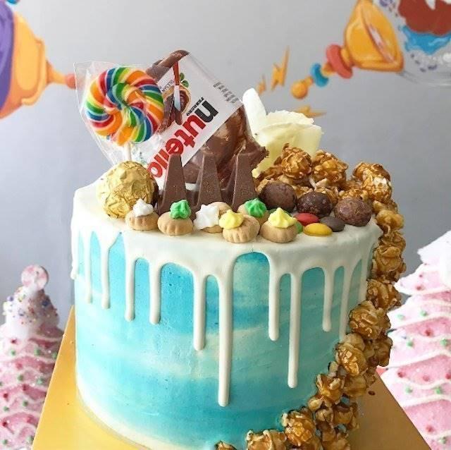 6 Cake Nyentrik Di Jakarta Untuk Merayakan Hari Spesial