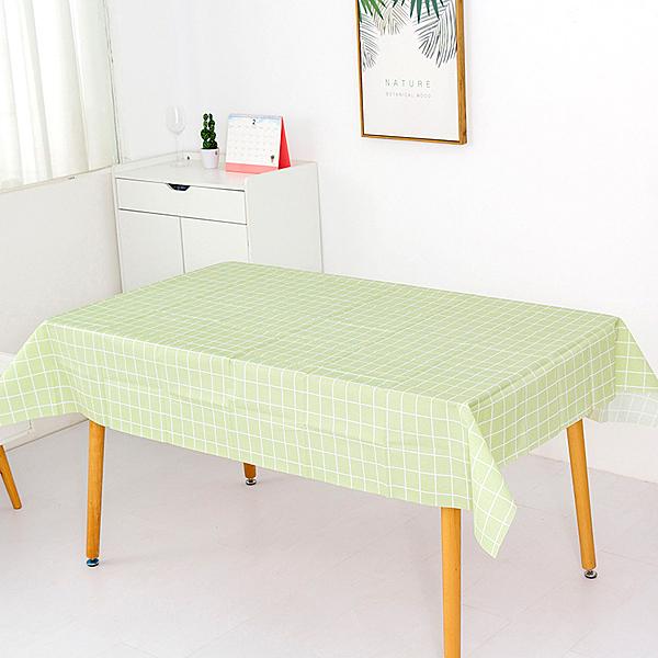 採用防水布料,6種款式選擇,格紋圖樣,溫馨居家。