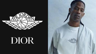 搶不到 Dior x Air Jordan 1 沒關係!Travis Scott 整套「Dior 飛人聯名」才是本系列的重點!