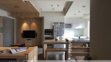 百變木素材 居家好設計