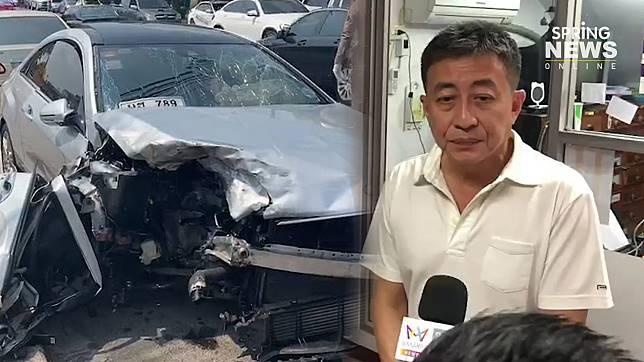 เสี่ยรถเบนซ์ ยินดีจ่ายเงินกว่า 45 ล้าน เยียวยาครอบครัว รองตี๋ – ภรรยา