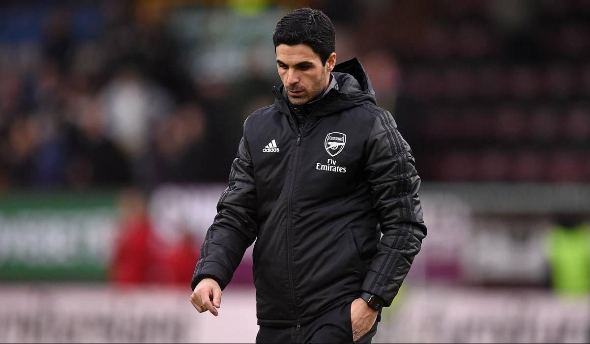 Arsenal Butuh Pelatih Baru Seperti Antonio Conte Nasib Arteta Terancam