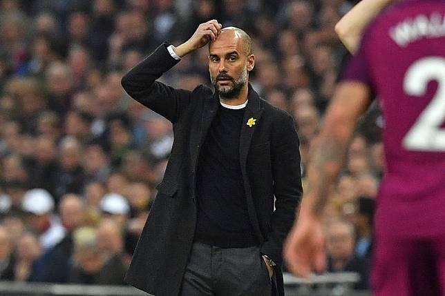 Guardiola: Liga Inggris 2019-2020 Bukan Milik City dan Liverpool Saja