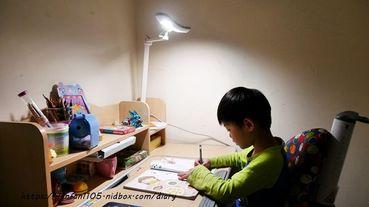 【BenQ】WiT MindDuo 親子共讀護眼檯燈 亮度偵測自動調光、95cm 超廣照明 讀書學習的好伙伴