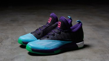 哈登專屬款!adidas x James Harden Crazylight Boost 2.5 狂妄登場
