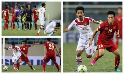 Thống kê đối đầu giữa tuyển Việt Nam vs Lào