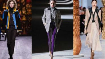 迷人秋日外套穿起來!「率性夾克、時髦西外」都成潮人時髦標配