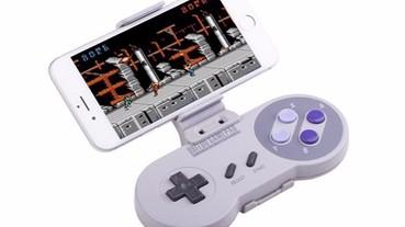 《Pokémon GO》帶起手遊復古風潮!任天堂計畫開發智慧型手機專用手把