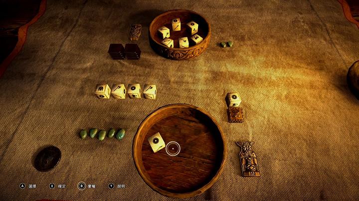 命運骰牌的耐玩程度,不亞於《巫師 3》的昆特牌啊~