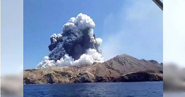 科學家7年前警告別去懷特島 專家:24小時內一半機率再噴發