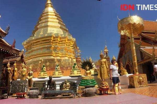 7 Destinasi Wisata Terbaik di Thailand