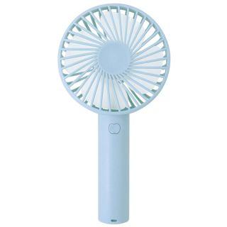 [トレードワン]ハンディ扇風機ウィンジーBL