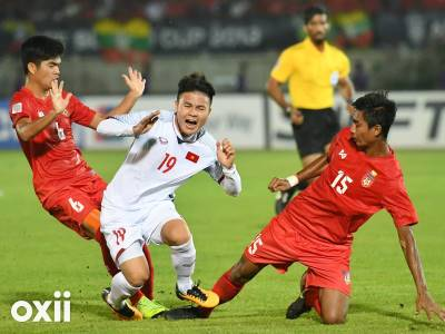 Hòa Myanmar 0-0, tuyển Việt Nam đứng thứ 2 bảng A