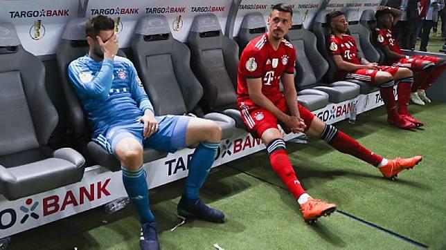 Skema yang Bisa Buat Bayern Munchen Gagal Juara Bundesliga