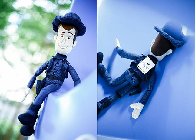 《Toy Story 4》x FDMTL Woody Plush Toy(限量100隻)(互聯網)