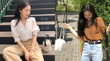 每個韓妞都在揹!4款不同風格的水桶包,哪款是你的夏季PICK?