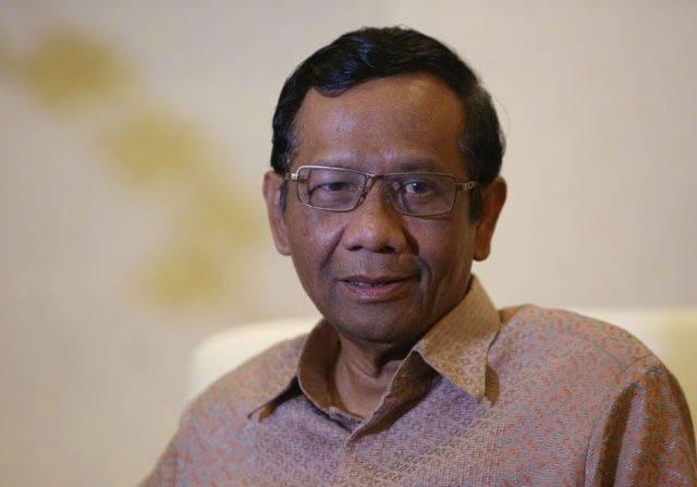 BEM UI Beri Dokumen Papua Tidak Lengkap, Mahfud: Itu Data Kecil