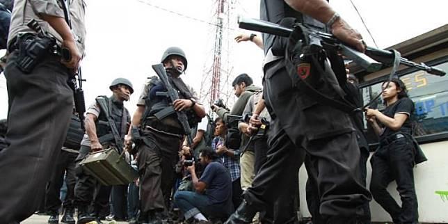 68 Terduga Teroris Ditangkap Sepanjang 2019, Sebut Rencana Penyerangan 22 Mei Mendatang