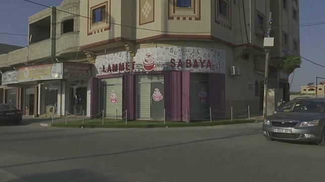 ส่อง 'ร้านอาหารสำหรับผู้หญิง' ในฉนวนกาซา