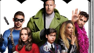 Netflix 人氣影集《雨傘學院》第二季預告發佈!