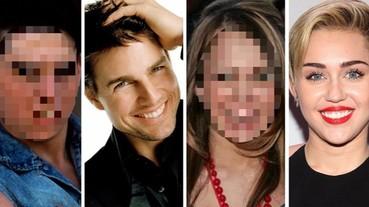 這些好萊塢明星沒有整容,只是換了一口假牙