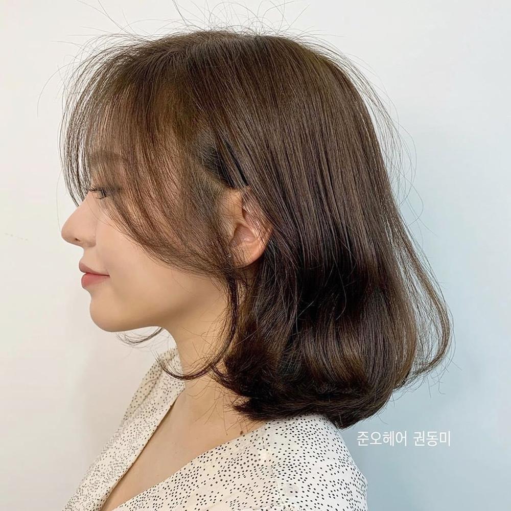 2020秋冬短髮推薦3:層次內彎EGG PERM