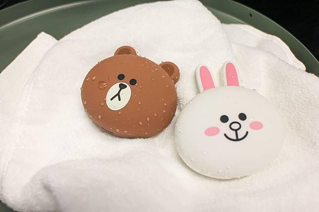 潔面儀具有安全防水設計,淋浴時都可以放心使用。