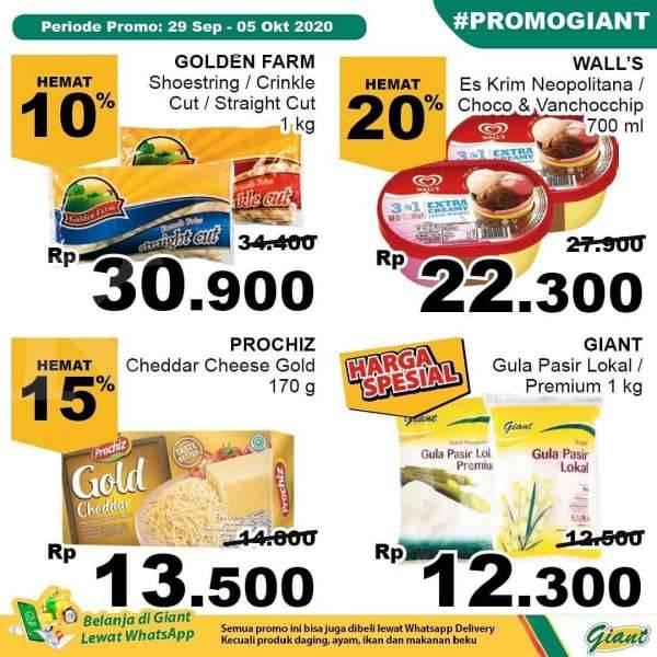 Katalog Promo Giant Weekday 29 September 5 Oktober 2020 Diskon Mulai 10 65 Kontan Co Id Line Today