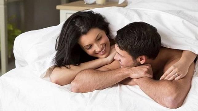 ilustrasi berhubungan seks. (istimewa)