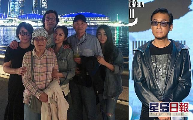 有消息指梁家輝的母親趙彩霞於上月25日在加拿大多倫多離世。