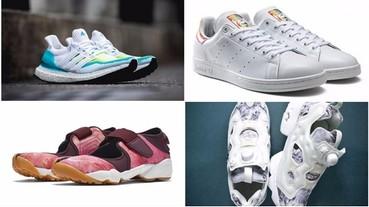 你還在黑鞋白鞋嗎?本月 5 雙夏日必收繽紛沁涼鞋款總盤點!