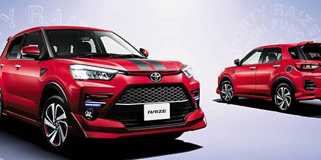 Toyota Raize (Toyota)