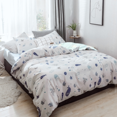 柔軟舒適 吸濕排汗 透氣舒適 100%純棉材質 斜紋織法細膩好觸感