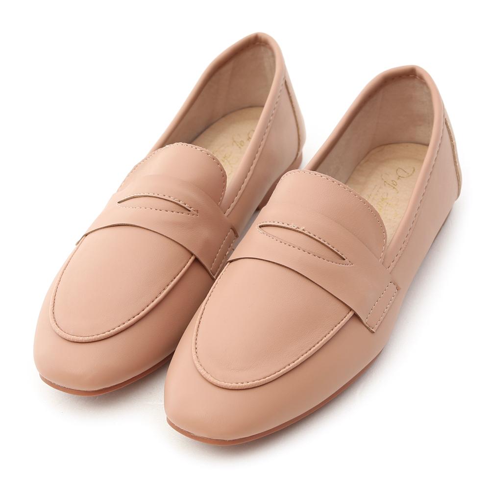 D+AF 好感印象.經典款超軟平底樂福鞋