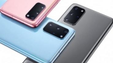 Samsung Galaxy S20 系列台灣將推 5G 版,三月底開賣售價 $32,900 起
