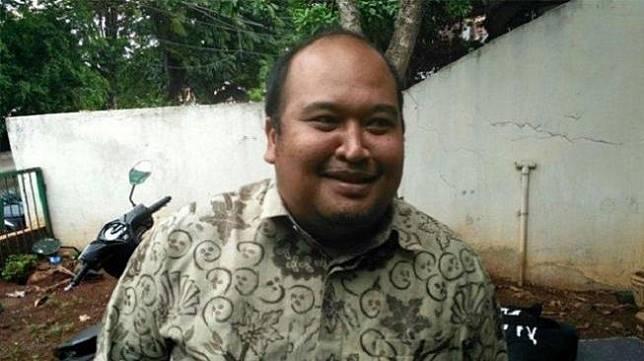 Ketua Bawaslu Tangsel Muhammad Acep. (Bantenhits.com)