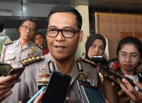 Polisi Tunggu Kebijakan Pemerintah soal Lockdown