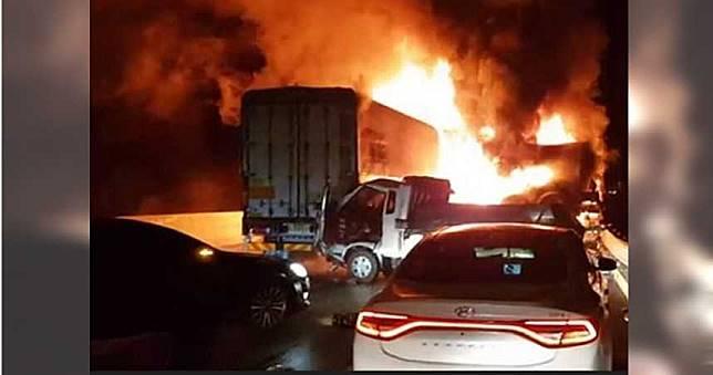 「黑冰」釀南韓43車連環撞!7死32傷 人數持續攀升