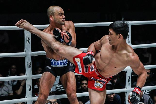 One Championship: Eddie Alvarez says he was close to calling off Eduard Folayang fight