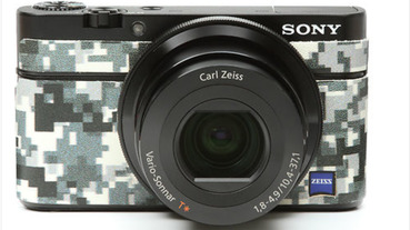 Sony RX-100 相機機身貼紙