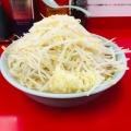 ブタ入り - 実際訪問したユーザーが直接撮影して投稿した歌舞伎町ラーメン専門店ラーメン二郎 新宿歌舞伎町店の写真のメニュー情報