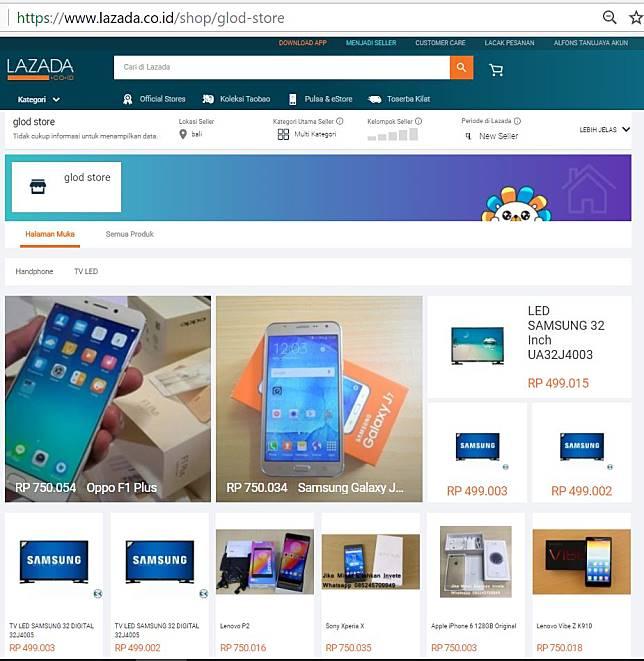 Penipuan Online Shop Yang Menjamur Di E Dagang