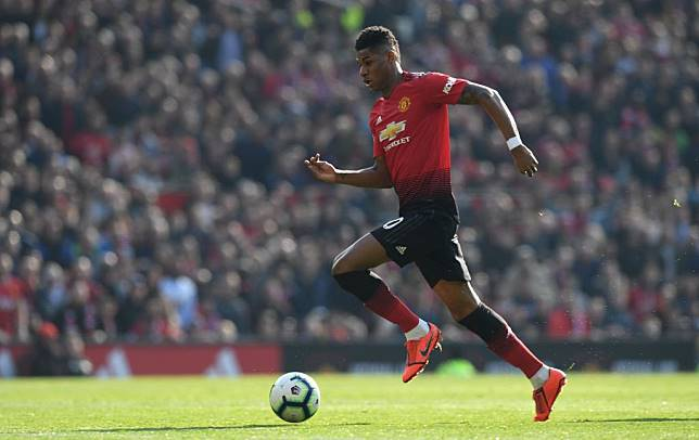 Marcus Rashford (Foto: AFP/Paul Ellis)