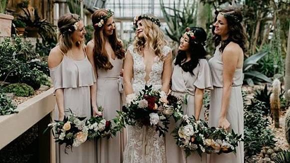 5 Konsep Pernikahan Unik yang Bisa Jadi Inspirasi di Hari Bahagia, Dari  Rustic hingga Industrial | Tribun Style | LINE TODAY